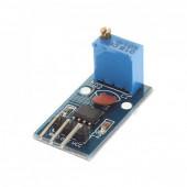 Модуль NE555 генератор импульсов регулируемый