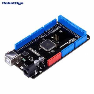 Контроллер MEGA 2560 R3, USB PL2303TQFN