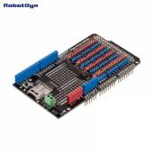 Плата расширения для Arduino Mega с SD-регистратором