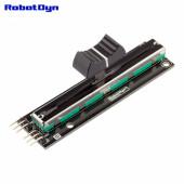 Потенциометр (движковый переменный резистор) 10КОм