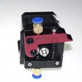 Комплект 2 MK8 механизма протяжки нити пластика в экструдер (правый рычаг)