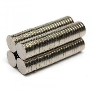 Неодимовый магнит 5x1 N35