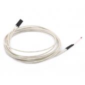 Термистор 100 Ком NTC 3950 с обжатым кабелем 2pin для 3D принтера
