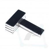 Неодимовый магнит 19.6x9.5x1.8 мм  N35
