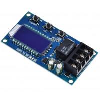 Модуль управления зарядкой свинцового аккумулятора XY-L10A