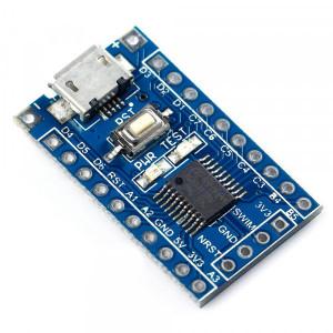 Плата STM8S103F3P6 на контроллере STM8