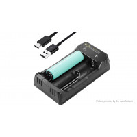 Зарядное устройство TC2 для 18650 и других батарей на 2 слота
