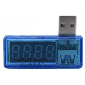 Тестер мощности и вольтметр USB
