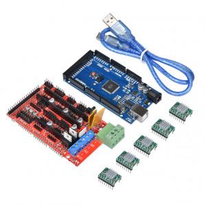 Набор для создания 3D принтера (Mega 2560 R3, RAMPS 1.4, 5 шт 4988)
