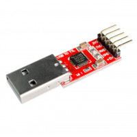 Адаптер USB - UART TTL на CP2102
