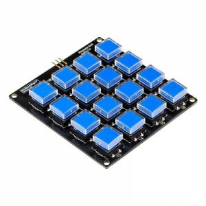 Модуль с клавиатурой 4х4