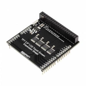"""Плата расширения (шилд) для подключения TFT 2.8"""" LCD Touch Screen к UNO / Mega от RD."""