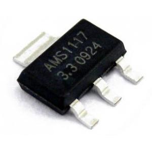 Линейный регулятор AMS1117-5в
