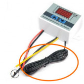 ZIP замена датчика для терморегулятора XH-W3001