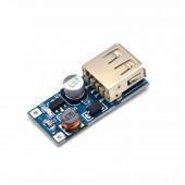 DC-DC преобразователь повышающий с USB в2  0.9-5 В