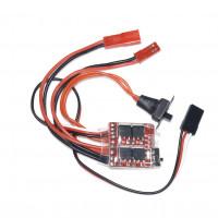 Регулятор оборотов двигателя (ESC) 20A, 3-9.4в