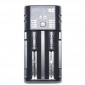 Зарядное устройство Q2 для 18650 и других батарей на 2 слота