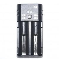 Зарядное устройство Q2 для 18650 на 2 слота и других батарей