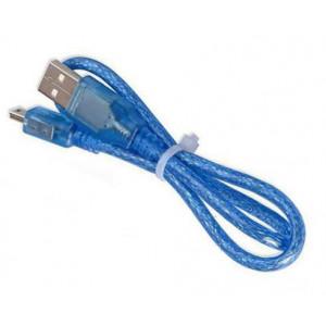 Кабель USB в miniUSB для Arduino nano 30см