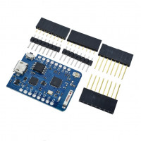 WI-FI контроллер D1 mini pro на базе ESP8266EX, MicroUSB, Wemos совместимый