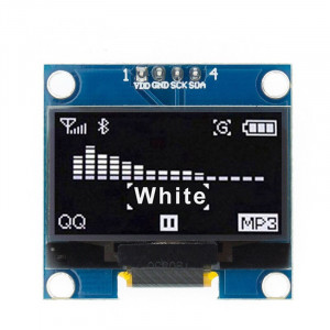Дисплей OLED 1.3 I2C 128x64 (White)