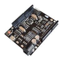 Uno R3 CH340G/ATmega328P + ESP8266 (32Мб памяти), USB-TTL R3