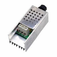 Регулятор напряжения сети SCR BTA6 220В, 6000W