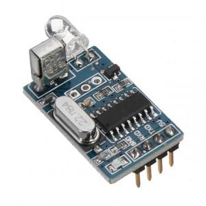 Цифровой ИК приемник и передатчик