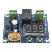 Модуль управления зарядкой свинцового аккумулятора XH-M609