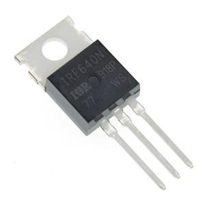 Транзистор IRF640N, 200В, 18А, TO-220