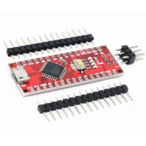 Контроллер Nano v3.0 на чипе ATmega328 на microUSB