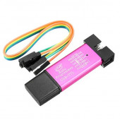 Адаптер USB - UART TTL на CH340G (3.3-5В) в алюминиевом корпусе