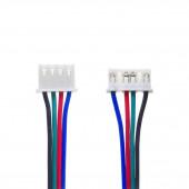 Соединительный кабель для шагового двигателя Nema17 4pin - 6pin