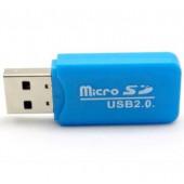USB Картридер для MicroSD