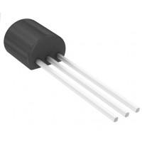 Транзистор 2N3904 NPN, 40В, 0.2А, TO-92