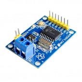Интерфейсный модуль CAN Bus (TJA1050, MCP2515)