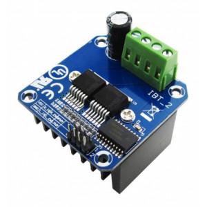 Драйвер мотора IBT-2 на BTS7960 43A для Arduino