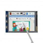 """Сенсорный дисплей 2.8"""" для Raspberry PI 480x320"""