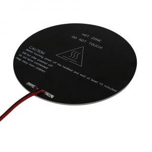 Нагревательный стол алюминиевый MK3, 200x200x3мм
