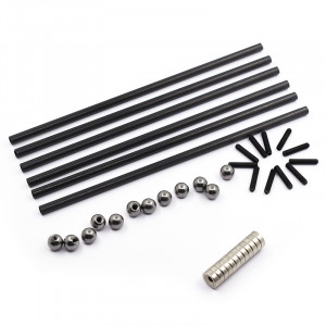 Комплект тяг-манипуляторов K800 для Delta принтера