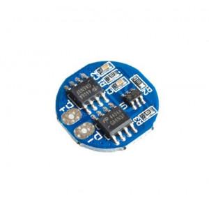 Контроллер заряда-разряда HX-2S-A2 двух литий-ионных аккумуляторов 18650