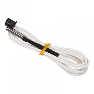 Термистор HT-NTC100K с обжатым кабелем 2pin для 3D принтера