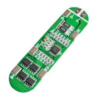 Контроллер заряда-разряда hx-4s-a01 трех литийоных аккумуляторов 18650