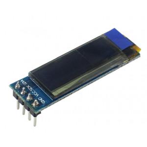 Дисплей OLED 0.91 i2c 128x32