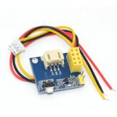 Модуль расширения для ESP-01 - RGB светодиодов WS2812