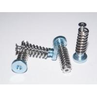 Комплект регулируемого крепления нагревательного стола 3D принтера (М3-25,30)