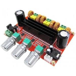 Аудио усилитель TPA3116D2 (XH-M139) 100 Вт