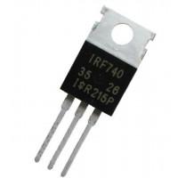Транзистор IRF740, 400В, 10А, TO-220