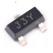 J3Y SMD NPN транзистор SOT-23 (S8050)