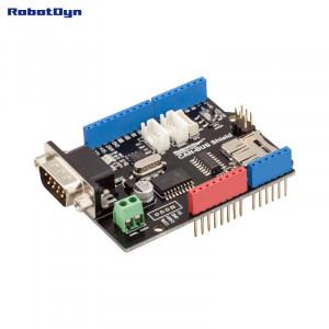 Плата расширения для подключения к шине CAN-BUS / CAN-BUS Shield for Arduino